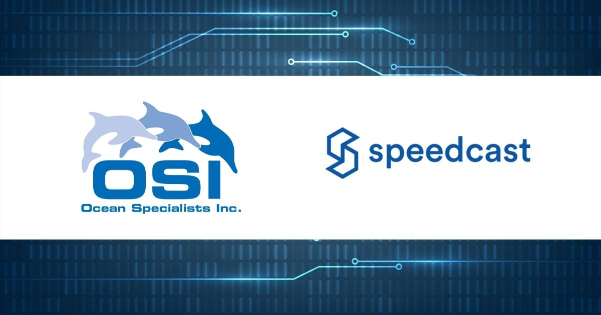 Ocean Specialists, Inc Completes Phase 1 (Engineering) for Speedcast Communications Cable Project