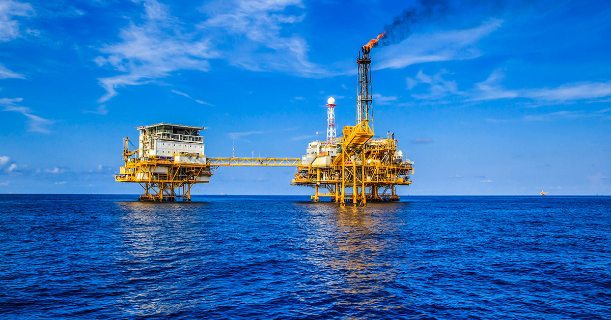 Fiber Optic Communications for Offshore Oil & Gas Facilities