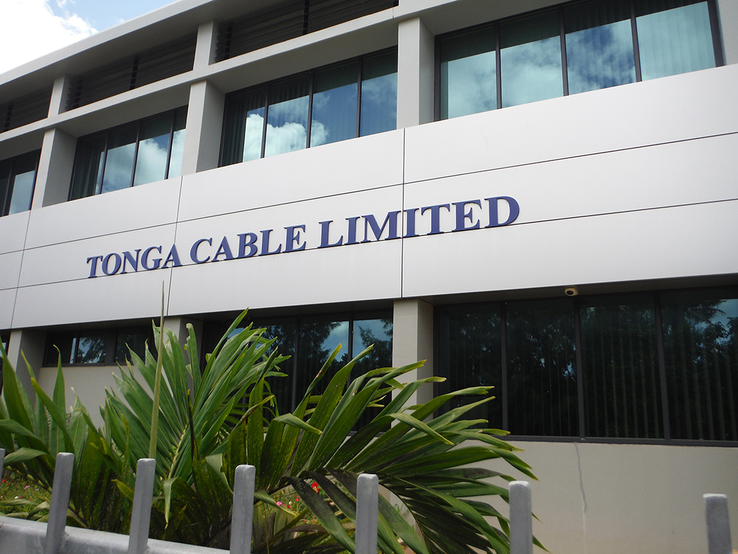 Tonga Cable Limited 2