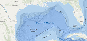 Marine Operations – Gulf of Mexico Cable Installation